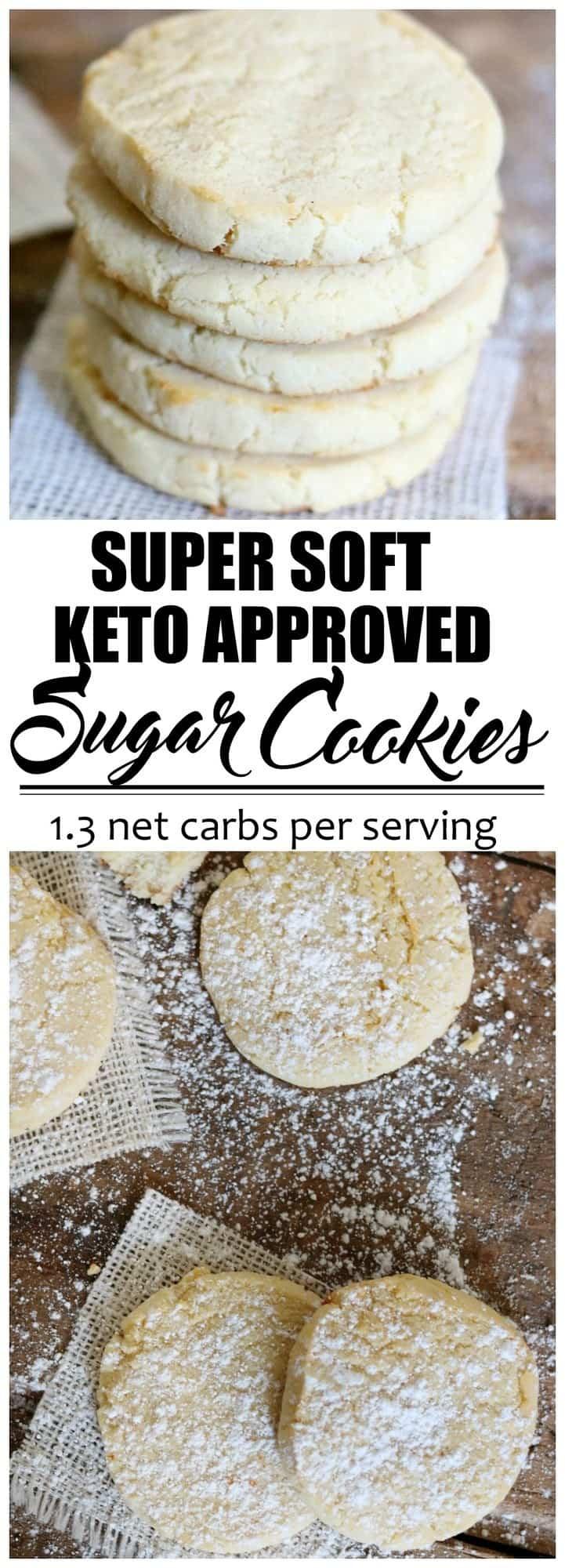 keto fathead sugar cookies
