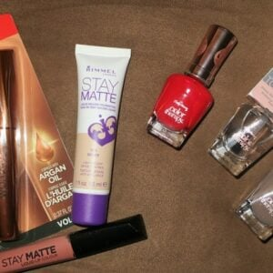 Rimmel London & Sally Hansen Review