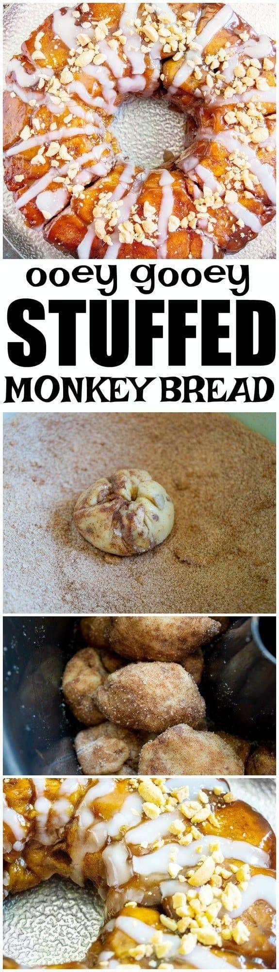 stuffed monkey bread