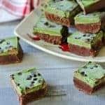 Keto Fudge- Chocolate Mint