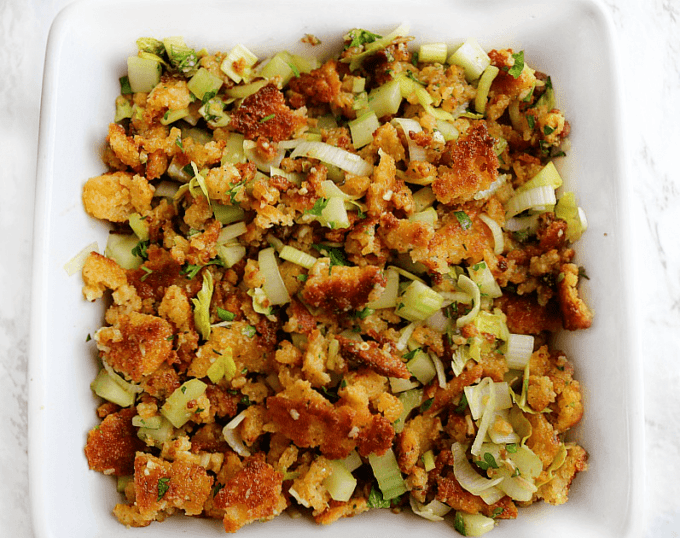 Keto Thanksgiving Stuffing