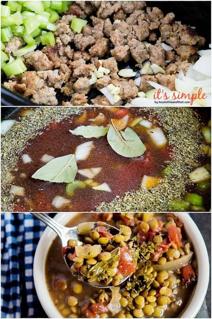 slow cooker soup