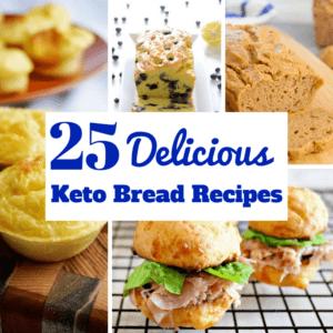 25 Keto Bread Recipes