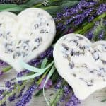 Lavender Essential Oil Massage Bars