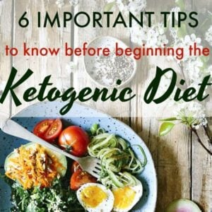 Keto Diet Tips- 6 MUST KNOW
