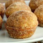 """Keto Classic Cinnamon """"Sugar"""" Muffins"""
