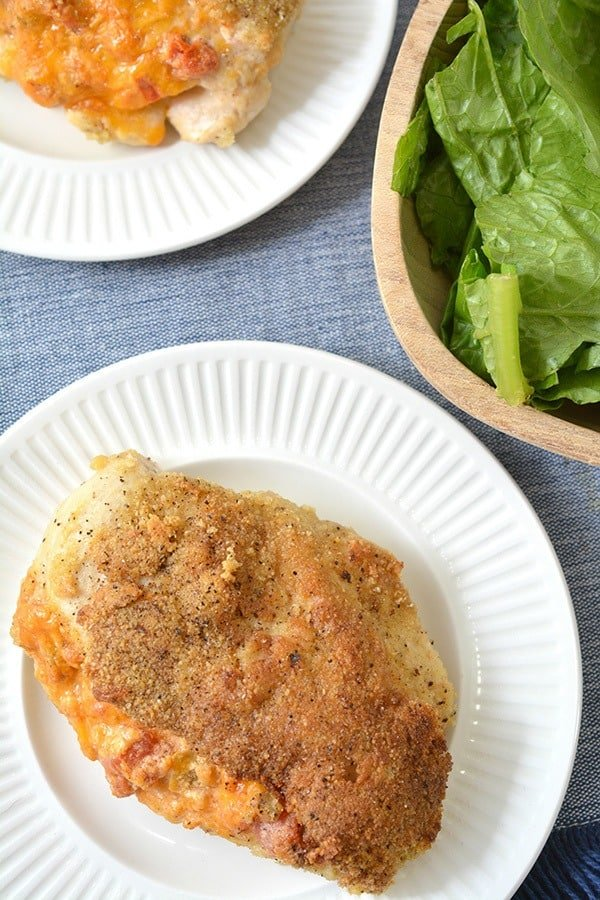 This keto nacho stuffed chicken is a MUST TRY - is it seriously one of the best stuffed chicken breast recipes I've had. If you've always wondered how to make a stuffed chicken breast, this is the perfect recipe to try as it is such an easy stuffed chicken recipe! What I really love is not only is the flavor profile absolutely mouthwatering, but it's such a delicious healthy stuffed chicken breast recipe. Follow the easy step by step directions below to make your very own!