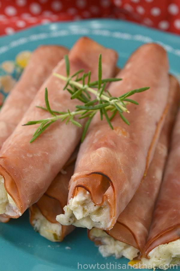 These keto spinach and riotta baked ham rollups are a MUST TRY! If you're looking for some low carb ricotta recipes - you are going to be in some serious love for these keto roll ups. They're creamy, cheesy, savory and so delicious. If you're a spinach fan, you will be in heaven after the first bite of these low carb spinach and ricotta recipes! Trust me when I say this ham roll ups recipe is one of THE BEST roll up recipes. Just scroll down below to make your very own!