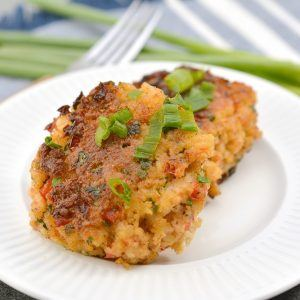 Keto Lobster Cakes