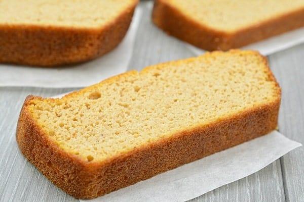 Keto Spiced Pumpkin Bread