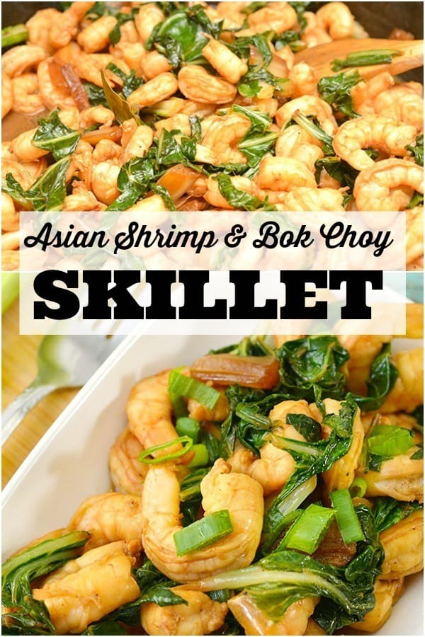 keto Asian Shrimp