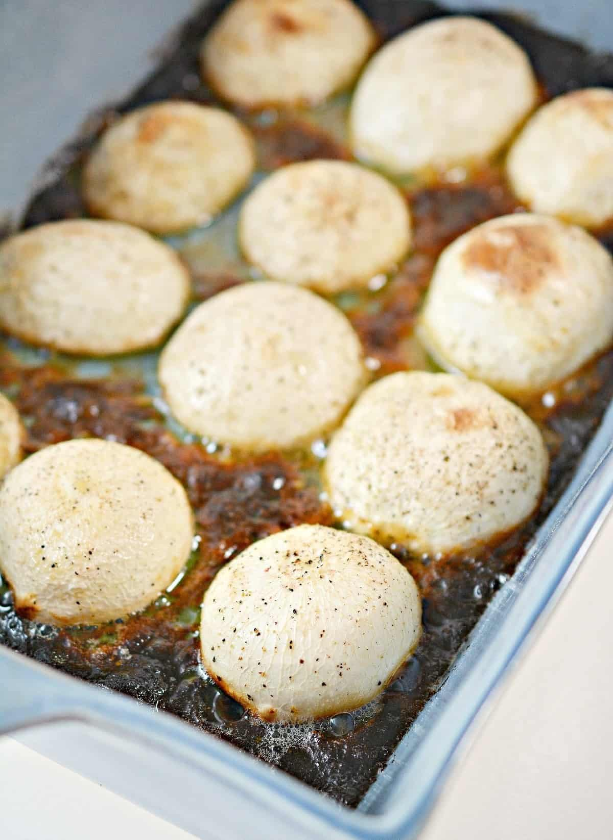 Keto Potato Fake-Out Roasted Turnips