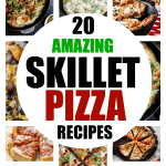 20 Skillet Pizza Recipes
