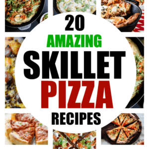 skillet pizza recipes