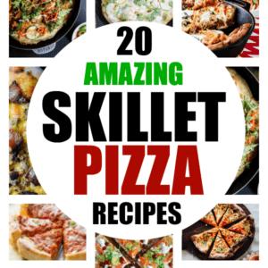 skillet pizza recipes