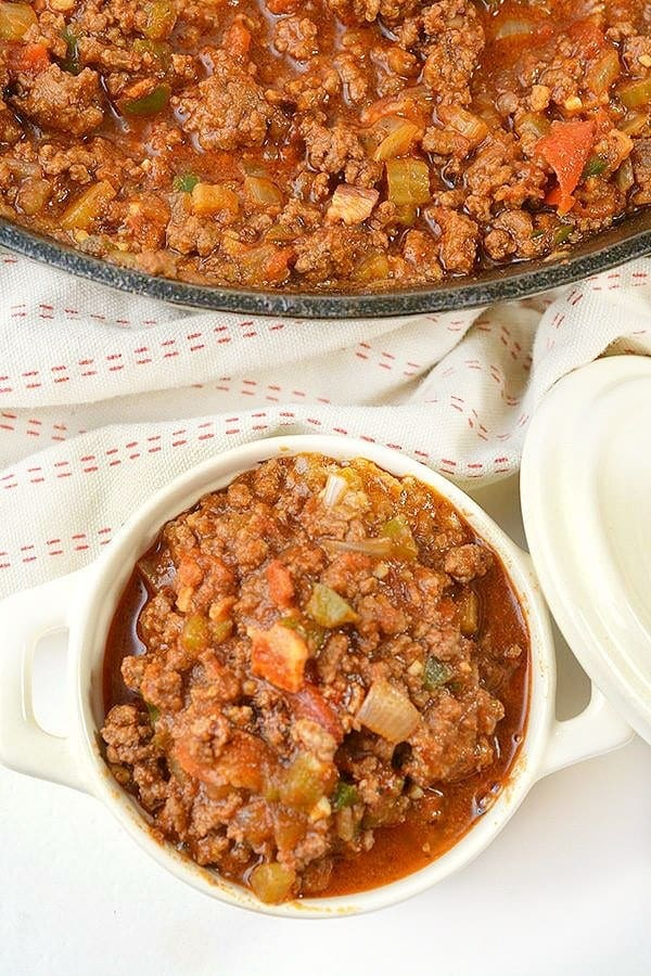 Keto Chili A Thick And Hearty Family Friendly Recipe