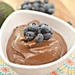 Keto Chocolate Pudding