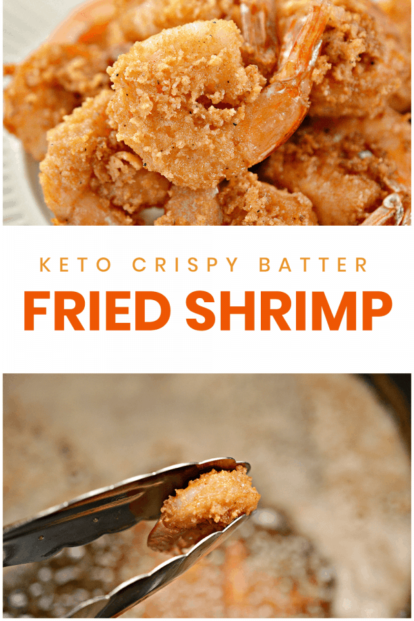 keto fried shrimp