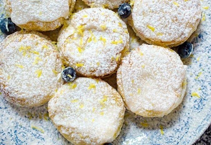 blueberry cronut recipe