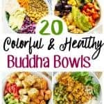 20 Easy Buddha Bowl Recipes