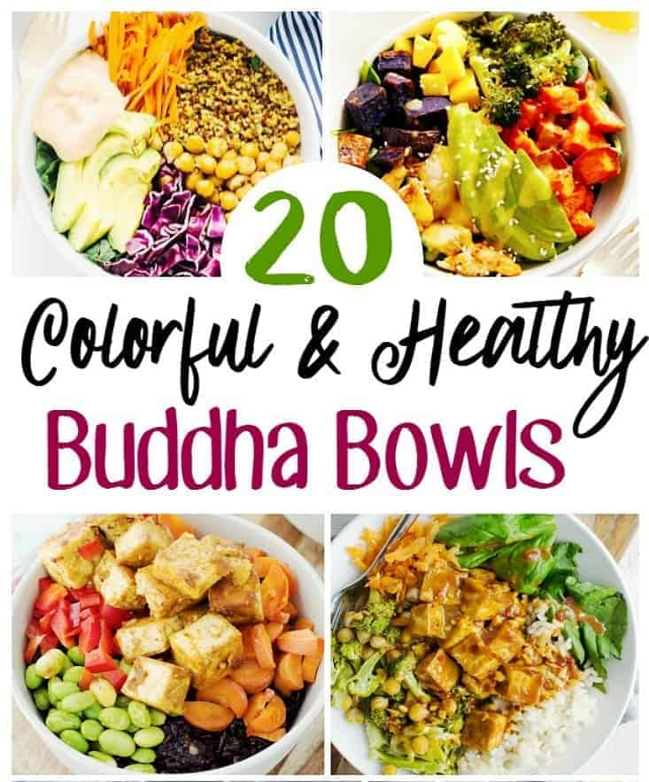 buddha bowl recipes