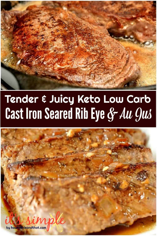 keto approved steak