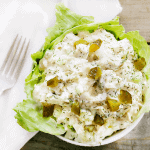 Classic Dill Pickle Chicken Salad