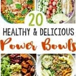 20 Power Bowl Recipes