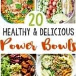 20 Power Bowl Recipes