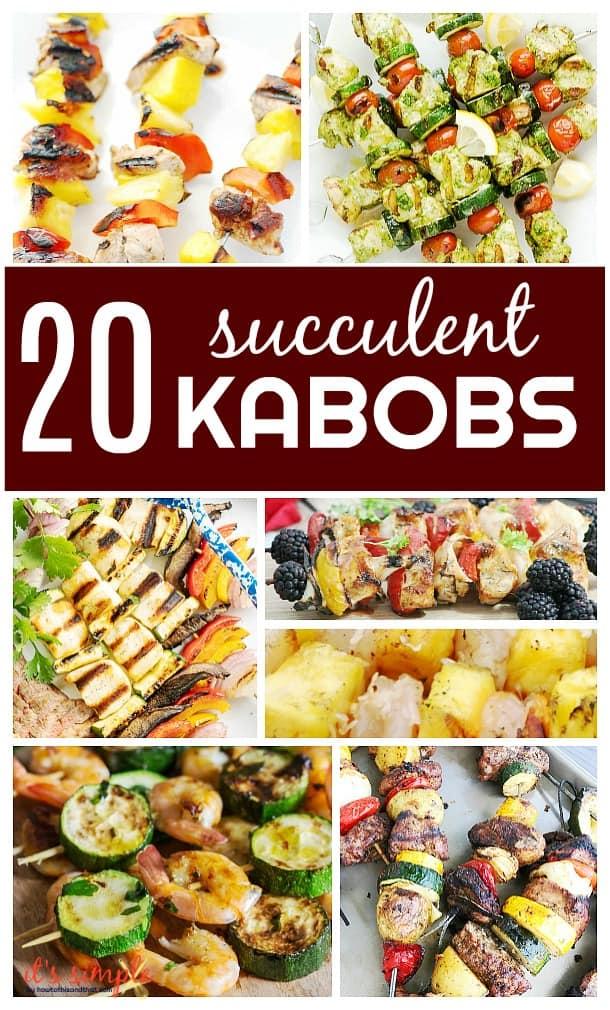 easy skewer recipes