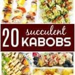 Summer Skewer Recipes