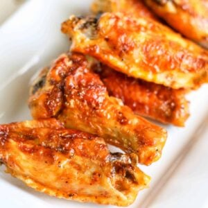 air fryer keto wings