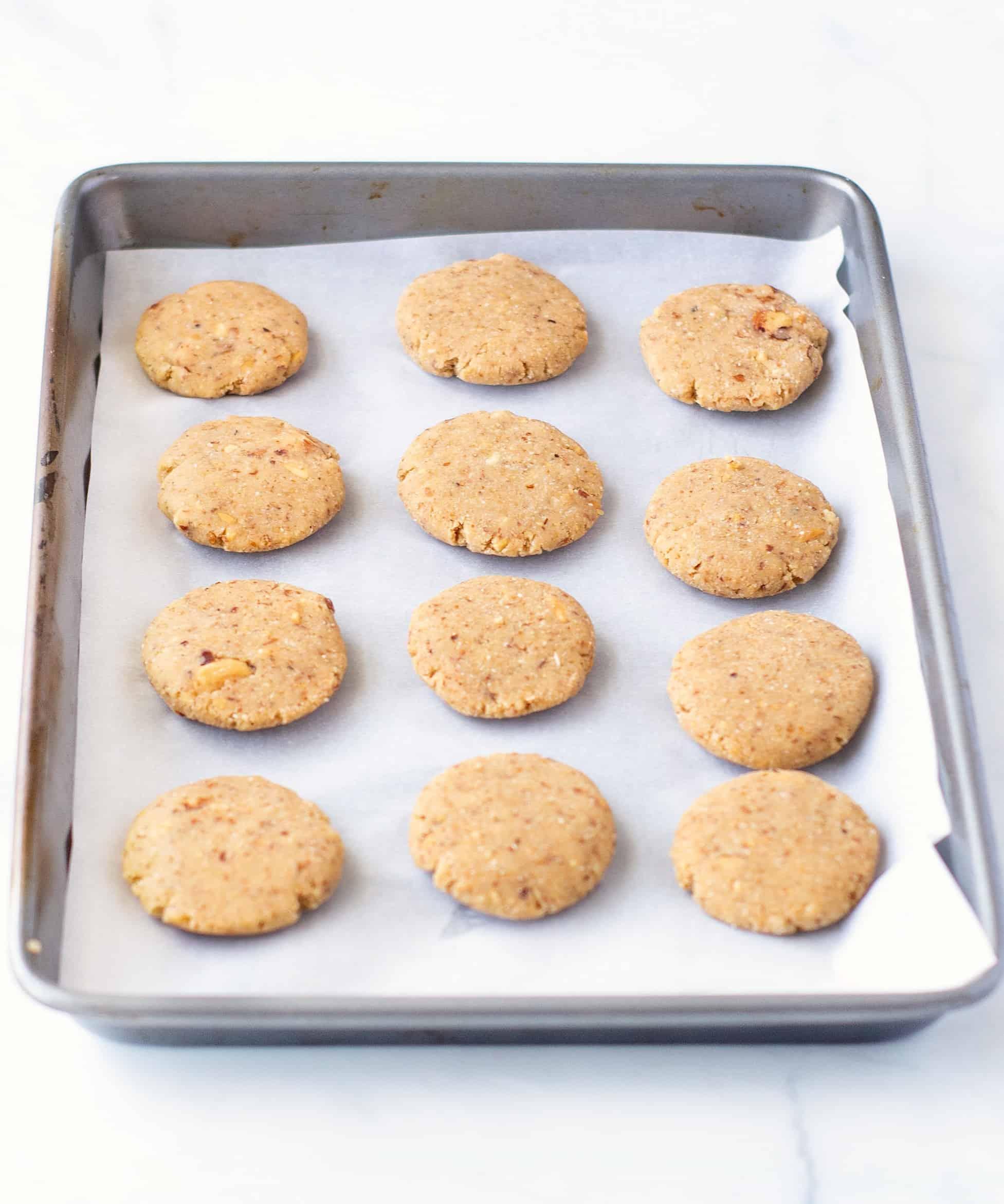 keto pb fit cookies