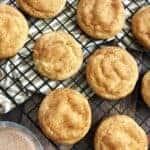 Simple Snickerdoodle Cookies – Keto LC GF