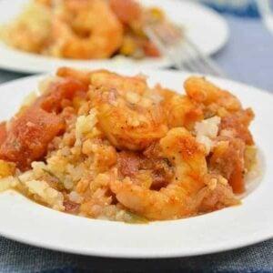 keto creole shrimp