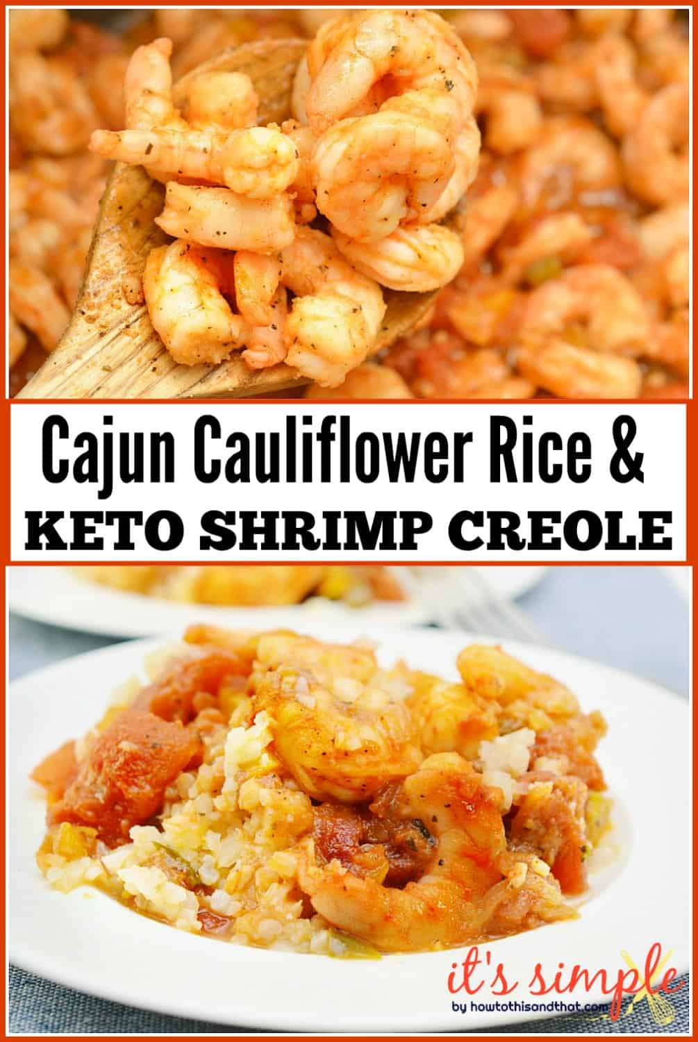 cajun cauliflower