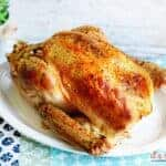 Brined Roast Turkey