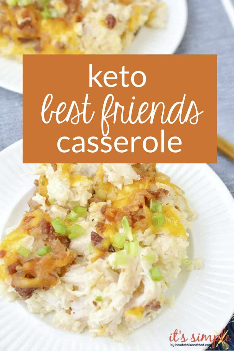 easy keto casserole