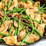 Keto Green Bean Chicken Stir Fry Recipe