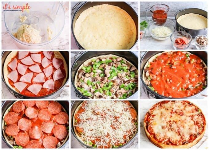 keto fathead dough