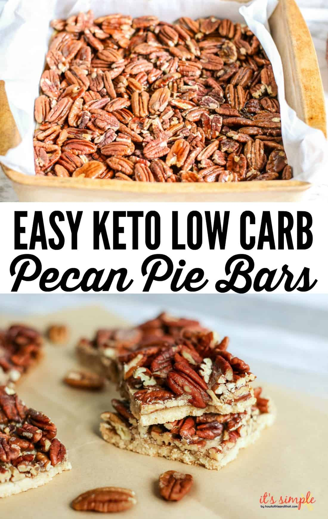 low carb holiday dessert