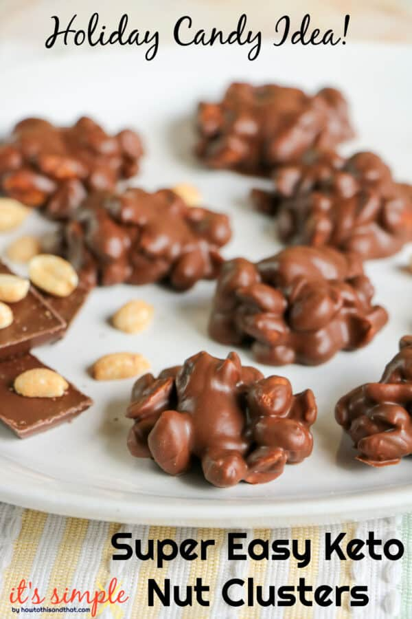 keto nut clusters